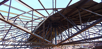 Supplier of fixed roof storage tanks - Design and production